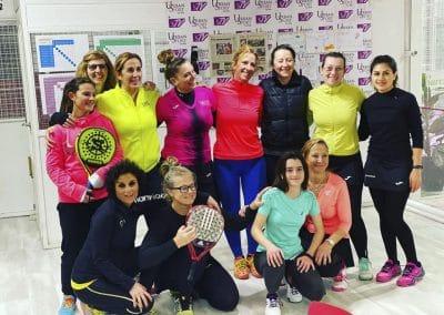 equip femeni padel